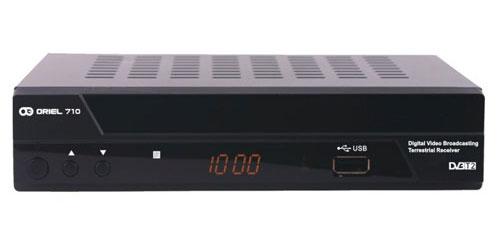 Ресивер Oriel 720 (DVB-T2)