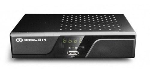 Ресивер Oriel 814 (DVB-T2)