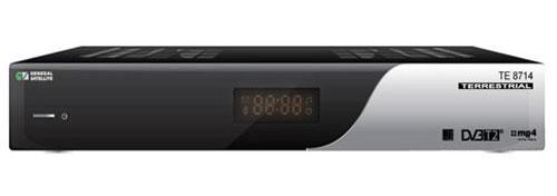 Ресивер TE 8714 (DVB-T2)